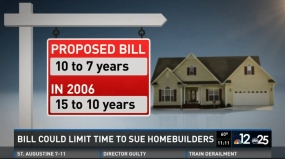 Repose bill affects Florida homeowners